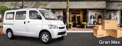 10. Granmax Minibus